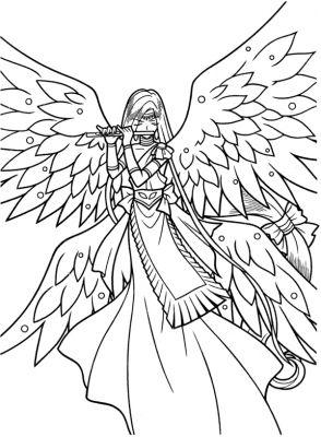 coloriage manga 11jpg manga imprimer