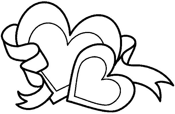 coloriage st valentin